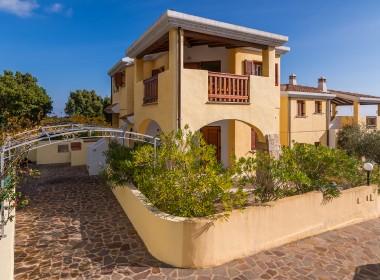 Casa Vacanza Sardegna - villetta il rosmarino - Cala Gonone