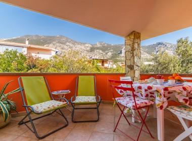 Casa Vacanza Sardegna - Casa rosa b - Cala Gonone