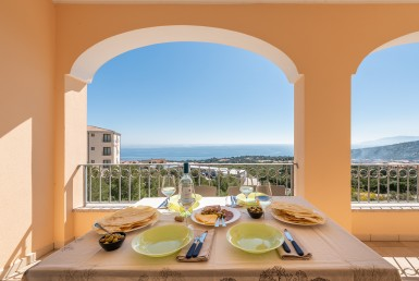 Casa Vacanza Sardegna - casa alessandra A - cala gonone