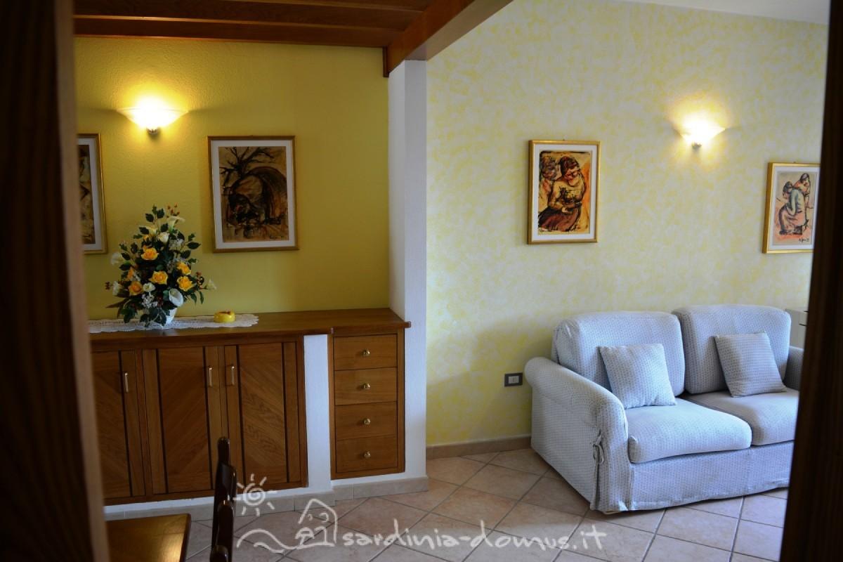 Casa Vacanza Sardegna - villa cartoe c - cala gonone