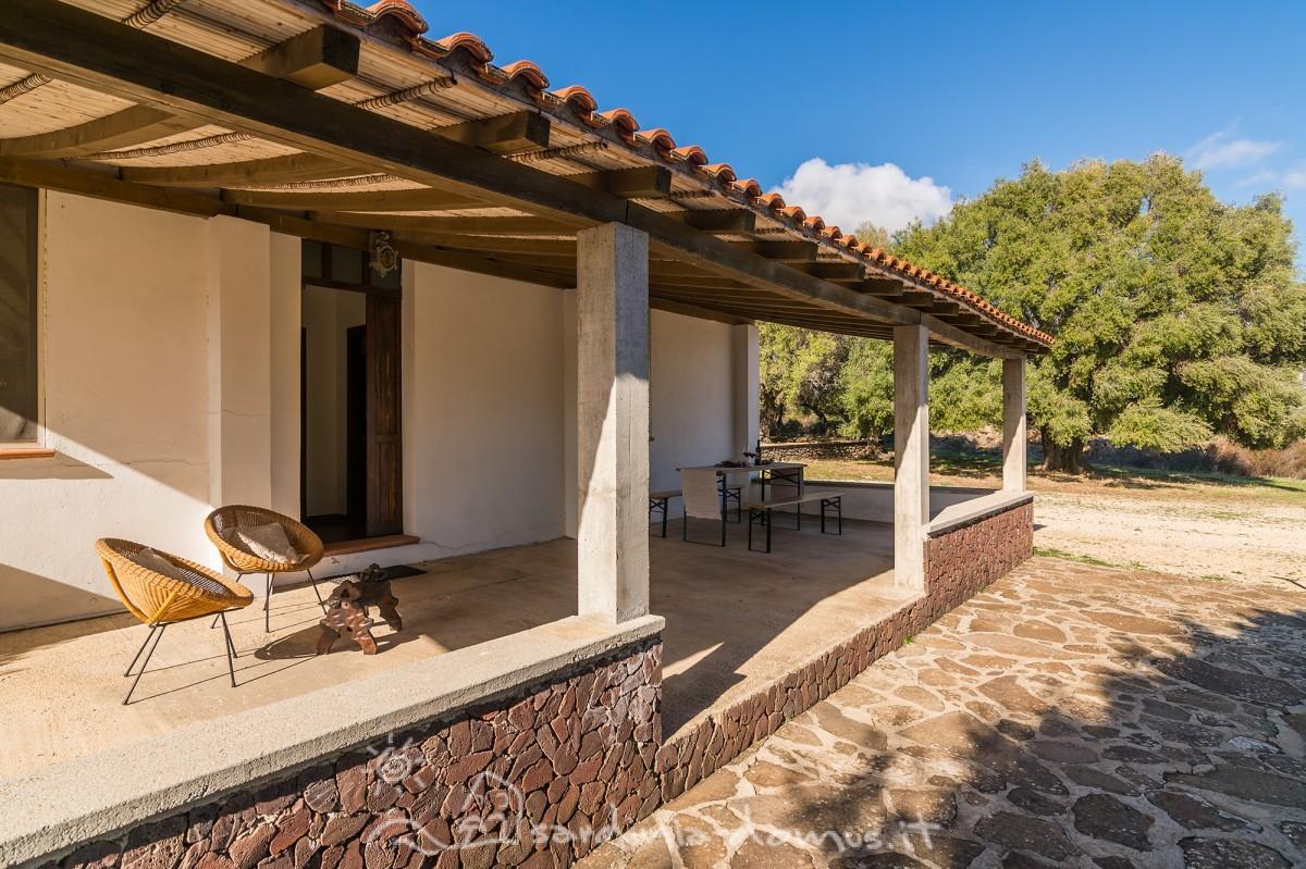 Casa Vacanza Sardegna - Casa Fortiches Orosei - Campagna