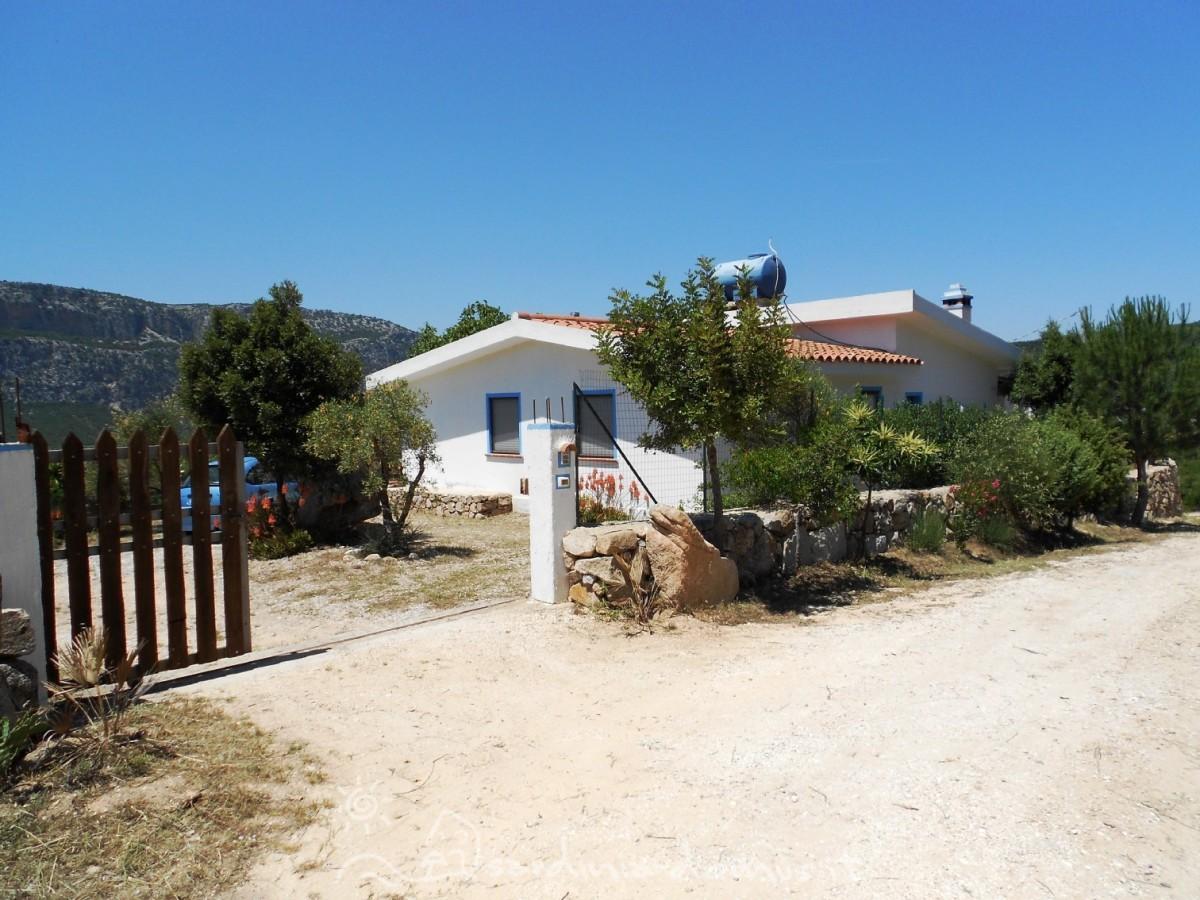Casa Vacanza Sardegna - Casa Oddoene - campagna